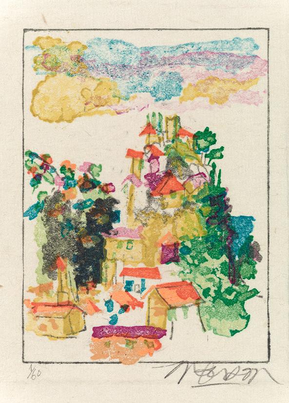 Bois grave de Jim Monson : Petit Tourrette
